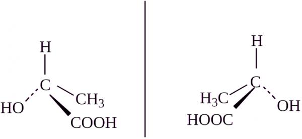 Конфигурационные изомеры