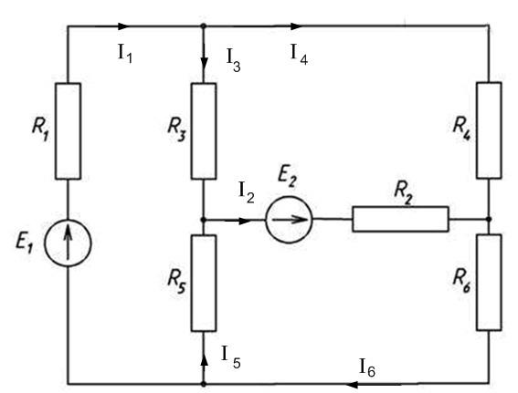 Законы кирхгофа решение задач решения задач из тарга вариант 6