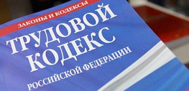 Курсовая работа по трудовому праву Решатель трудовой кодекс россии