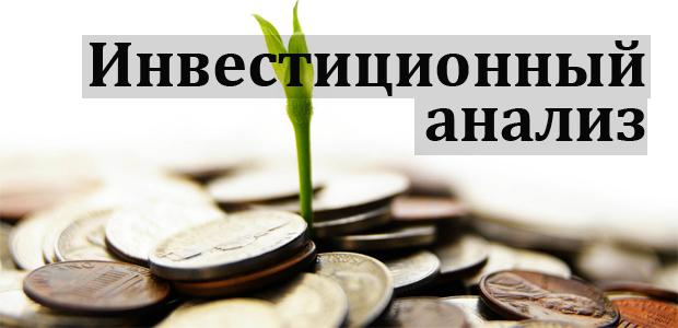 заказать курсовую по инвестиционному анализу