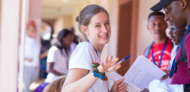 как получить стипендию волонтеру
